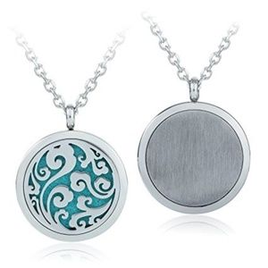 Anavia Jewelry - Essential Oil Diffuser Necklace NOWT